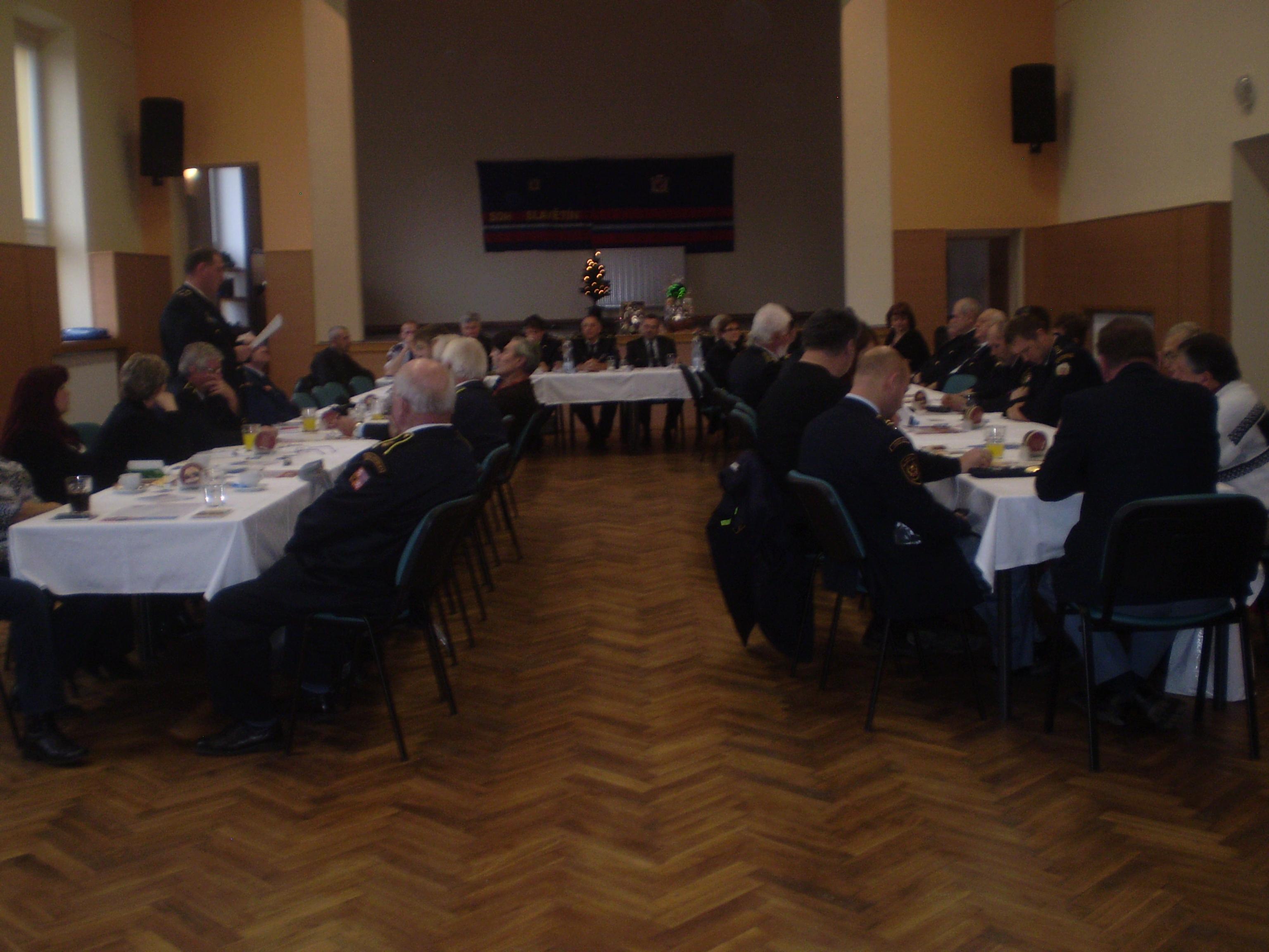 Setkání OSH Louny 2013